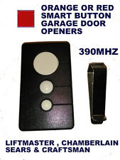 Sears Craftsman Garage Door Opener Comp Visor Remote Control 139.53975SRT1