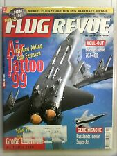 FLUG REVUE  Oktober  1999      in Schutzhülle