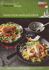 Recipe Card: Asian-Style Seafood Salad (Waitrose)