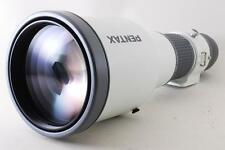 Exc+++ Pentax SMC P A star * 600 mm F/5.6 ED (IF)  Lens K-mount #1005