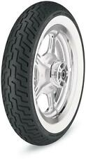 Dunlop 3022-91 Harley-Davidson D402 Tire MT90B16 72H Front Wide White Wall