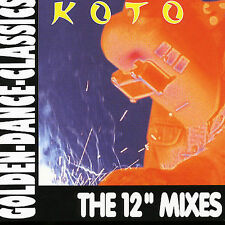 "12"" Mixes * by Koto (Italo-Disco) (CD, Sep-1994, ZYX Music)"