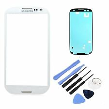 White Replacement LCD Screen Glass Lens Samsung Galaxy S3 i9300 I747 T999 NEW