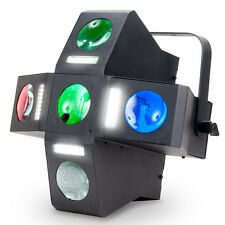 American DJ MONSTER divertente DJ EFFETTI LUCE MOONFLOWER + STROBE 25W RGBWA LED DMX