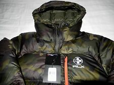 RLX Ralph Lauren Men's Camouflage Down Jacket Poly/Nylon/ Down/Feathers $395