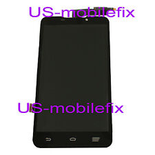 Touch Screen Digitizer LCD Display For Boost Mobile ZTE MAX+ N9521 Black Assembl