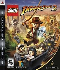 LEGO Indiana Jones 2: The Adventure Continues - Playstation 3 Game