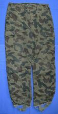 Bulgarian Army Splinter CAMOUFLAGE Pants TROUSERS sz. XL