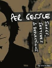 Buch Per Gessle ENGLISCH Songs,Sketches & Reflections Gyllene Tider