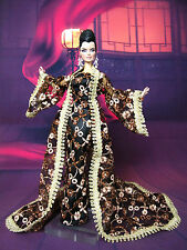 Silkstone Barbie Fashion Royalty Candi Lace Coat Dress Outfit Gown Model Muse FR