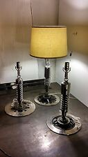 Vintage Motorcycle Lamp- 'Shocking' by RBG