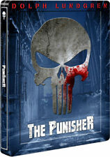 The Punisher (1989) - Limited Edition Steelbook (Blu-ray) BRAND NEW!!
