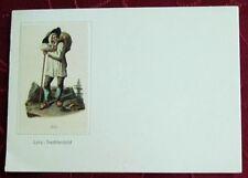 AK Ansichtskarte Lory - Trachtenbild Kanton Uri Schweiz kostenloser Versand