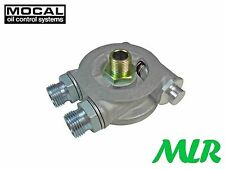 MOCAL OTSP1F M20 OIL COOLER PLATE WITH THERMOSTAT 106 205 306 GTI XSI MI16 SRK3