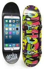 100% AUTHENTIC RUNWAY SS16 Moschino x Jeremy Scott Skateboard iPhone Case 6 NIB