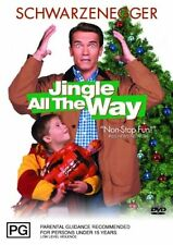 Jingle All The Way [ DVD ], Region 4, Like New, Fast Next Day Post..7402