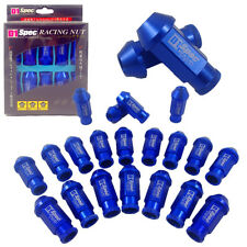 D1-SPEC BLUE JDM WHEEL LUG NUT M12 X1.5 20PCS for HONDA ACURA CIVIC INTEGRA