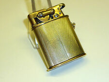 AUTOSNAP AUTOMATIC POCKET LIGHTER W. 14 KARAT/585 GOLD CASE - D.R.P. / D.R.G.M.