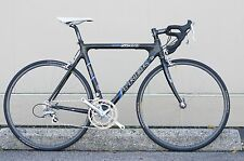 Beautiful 2001 Trek 5200 56 cm OCLV Carbon Fiber Road Bike Dura Ace Chris King