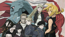 348 Fullmetal Alchemist PLAYMAT CUSTOM PLAY MAT ANIME PLAYMAT FREE SHIPPING