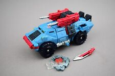 Transformers Cybertron Defense Hot Shot Complete Voyager Hasbro