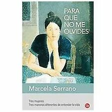 Para que no me olvides (Spanish Edition) (Something to Remember Me By)-ExLibrary
