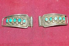 Turquoise Womens Watchband Wristwatch Band Indian Style Vintage Western Ladies