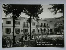 BAVENO Lac Majeur Hotel Villa Azalea Cuneo vecchia cartolina