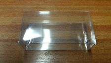 Small Acetate Gift Boxes 100 per lot 76mm x 25mm x 39mm Craft Gift Box Display
