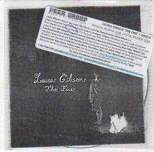 (DL357) Laura Gibson, The Fire - 2012 DJ CD