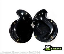 XTREME MB Windtone Skoda Black Horn For Hero Passion Pro