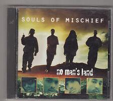 SOULS OF MISCHIEF - no man's land CD