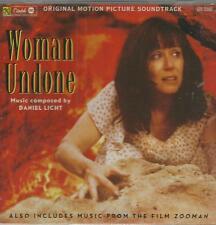 Daniel Licht - Woman Undone & Zooman (Original Soundtrack) CD NEW