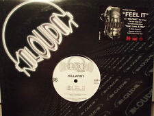 "KILLARMY + U-GOD - FEEL IT (12"")  2001!!!  RARE!!!  ♫"