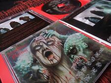 Disastrous Murmur - Rhapsodies in Red (1992 / 2015) legendary death metal album