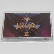 Winger Cassette Tape In The Heart Of The Young 1990 Hard Rock Glam Metal