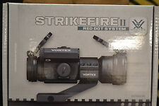 Vortex Strikefire II Red Dot System w/ Cantilever Mount Red/Green Free Shipping!