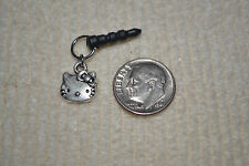 Hello Kitty cell phone charm dust plug