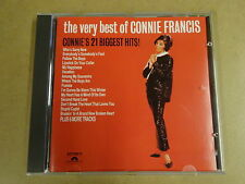 CD / THE VERY BEST OF CONNIE FRANCIS