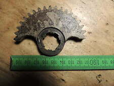 AJS Matchless g3l g80 16m 18 Sprocket for Kickstart Burman Gearbox WD and others