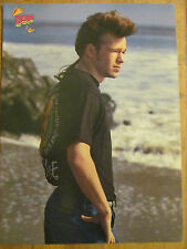 New Kids on the Block, Donnie Wahlberg, Balthazar Getty, Full Page Vintage Pinup