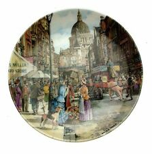 Davenport Cries Of London The Flower Seller Plate CP2541