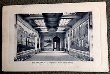 CPA. TOULOUSE. 31 - CAPITOLE. Salle Henri Martin. Jean Jaurès. 1910.