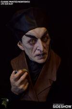 Classic Nosferatu Max Schreck Vampir 1:1 Life-Size Bust Büste BHE Sideshow