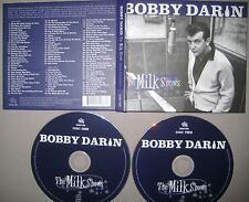 2 CD 2014 The Milk Shows - Bobby Darin --- Ricky Nelson Pat Boone Vee Vinton