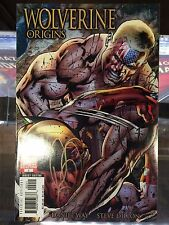 WOLVERINE ORIGINS #2 VARIANT EDITION SIGNED ON THE COVER BY DANIEL WAY NM