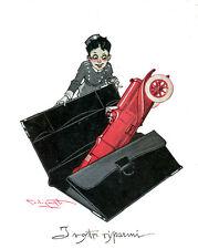 P. Codognato- pubblicità FIAT RIVISTA-I vostri risparmi desideri.. NATALE 1924