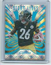 2016 Prime Signatures FB COSMIC #SL-LB Le'Veon Bell Steelers SIGHT LINES #/100