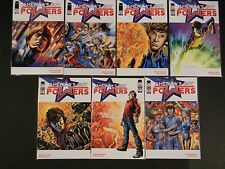 Complete set Image Comics America's Got Powers 1 2 3 4 5 6 7  NM FREE SHIPPING