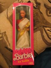 Barbie in India LEO/Mattel Toys India #9910 1992-3